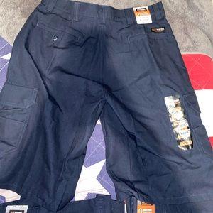 Wranglers men's work shorts